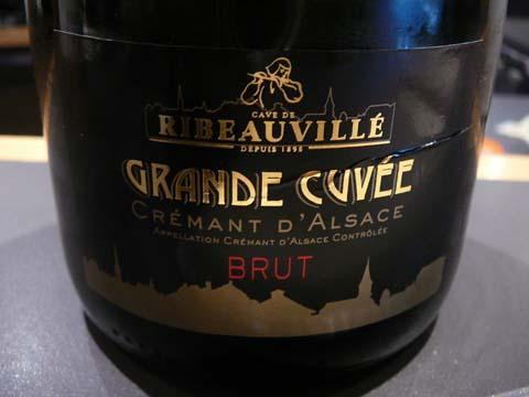 Crémant Grande Cuvée