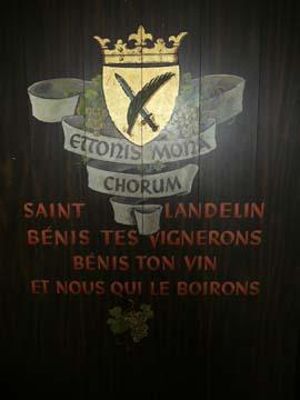 Clos St Landelin