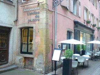 Restaurant l'Atelier du Peintre, Colmar