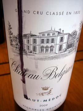 Château Belgrave 2009