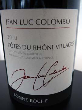 Jean-Luc Colombo Bonne Roche 2010