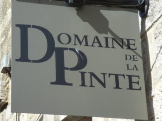 Domaine de la Pinte à Arbois