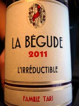 L'Irréductible 2011 Domaine de la Bégude