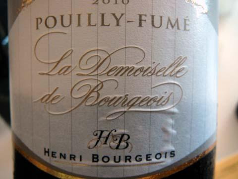 La Demoiselle de Bourgeois 2010