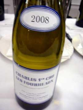 Chablis Premier Cru Les Fourneaux 2008