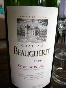 Château Beauguerit 2009
