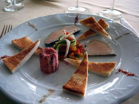 Restaurant Bord'Eau, Fronsac