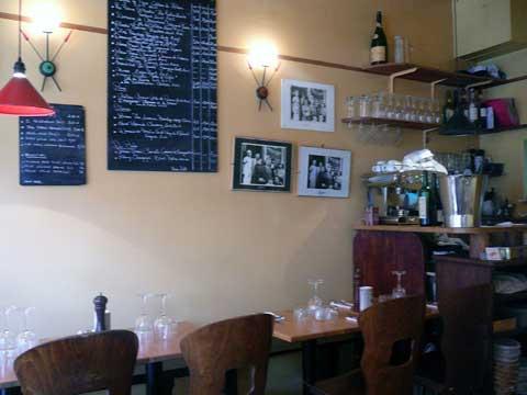 restaurant Petit Vatel, Paris