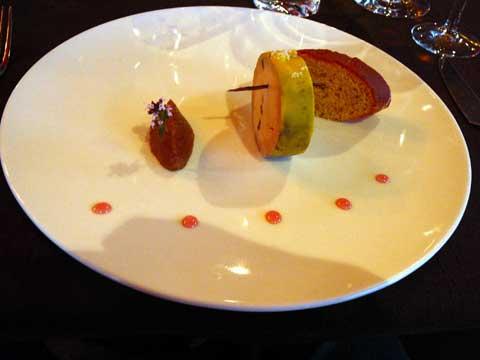 Mi-cuit de foie gras de canard français confectionné maison à la vanille des îles Bourbon