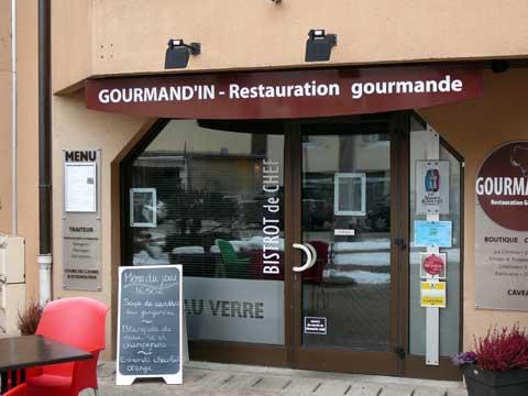 GourmandIn – Divonne-les-Bains