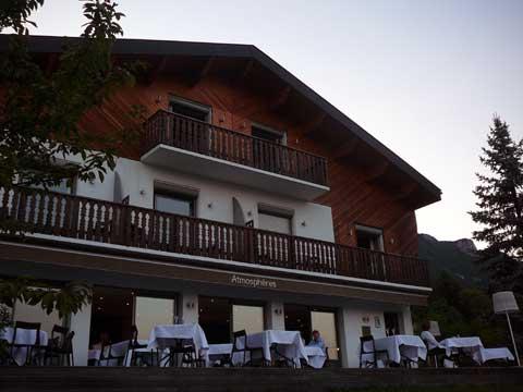 Restaurant Atmosphères, Le Bourget-du-Lac