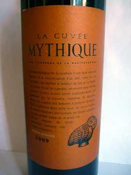 Cuvée Mythique 2009