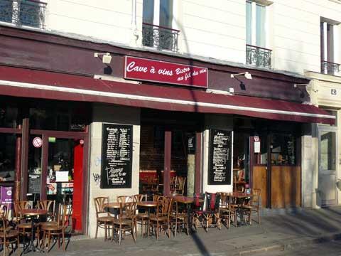 Restaurant Au Fil du Vin, Paris