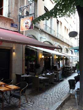 Restaurant Le Pique-Assiette, Lyon