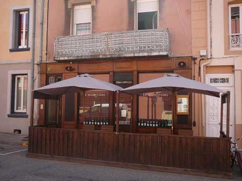 Restaurant Le Mangevins, Tain-l'Hermitage