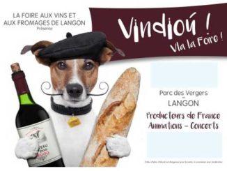 Foires aux vins et aux fromages de Langon