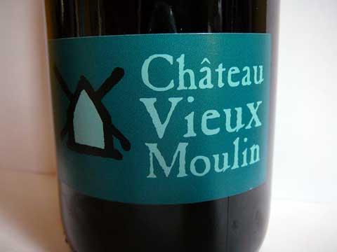 Château Vieux Moulin 2012