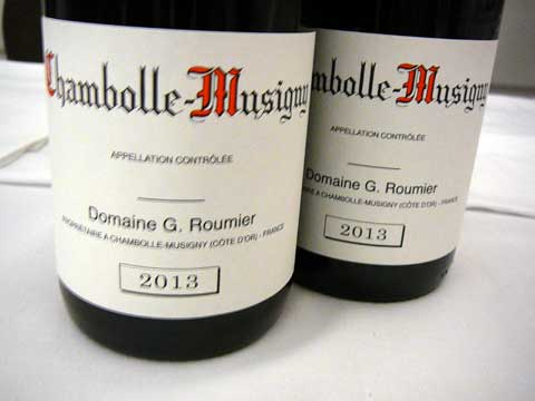 Domaine Georges Roumier, Chambolle-Musigny