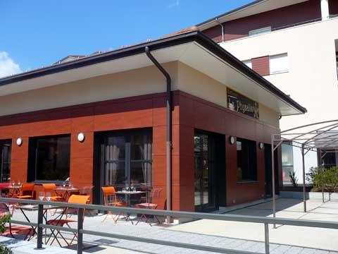 Restaurant Le Physalis, Prevessin Moens