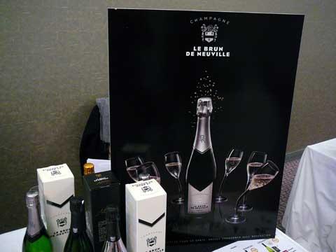 Champagne Le Brun de Neuville, Bethon