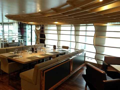 Restaurant La Table du Baron, Evian