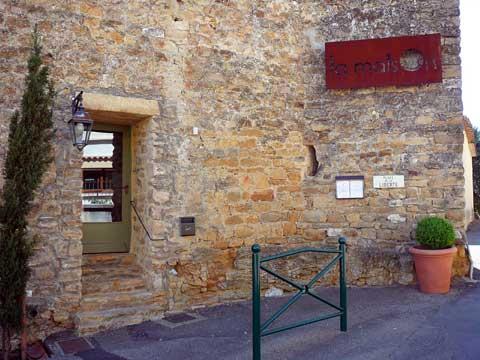Restaurant La Maison, Gaujac