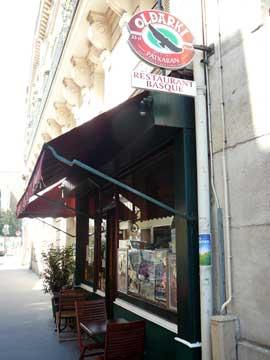 Restaurant Chez Ttotté, Paris