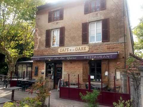 Café de la Gare, Charnay-lès-Mâcon