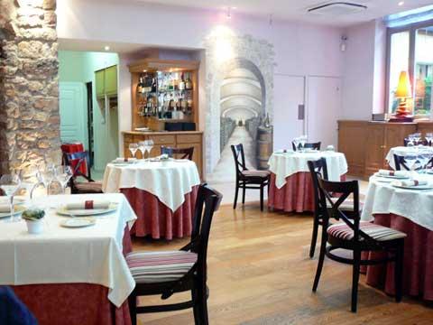 Restaurant Aux Années Vins, Buxy