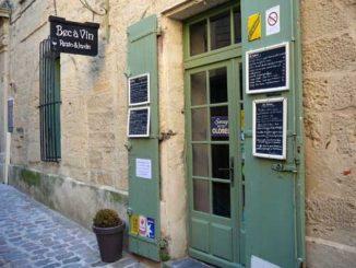 Restaurant le Bec à Vin, Uzès