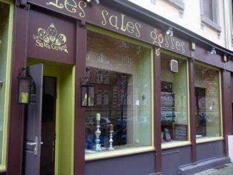 Restaurant Les Sales Gosses, Strasbourg