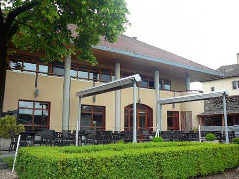 Restaurant Le Clos du Château, Pringy