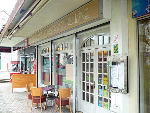 Restaurant Le Bistro du Rhône, Annecy