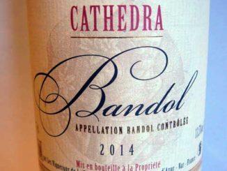 Bandol Cathedra 2014