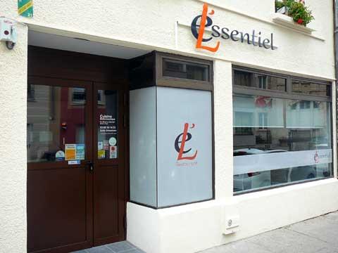 Restaurant l'Essentiel, Dijon