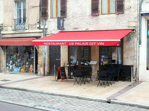 Restaurant Le Palais Dit Vin, Dijon