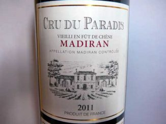 Cru du Paradis 2011