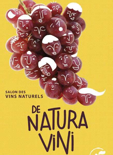 salon des vins naturels De Natura Vini