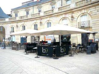 Restaurant Brasserie B9, Dijon