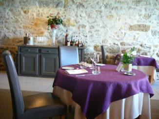 Restaurant Entre Vigne et Garrigue, Pujaut