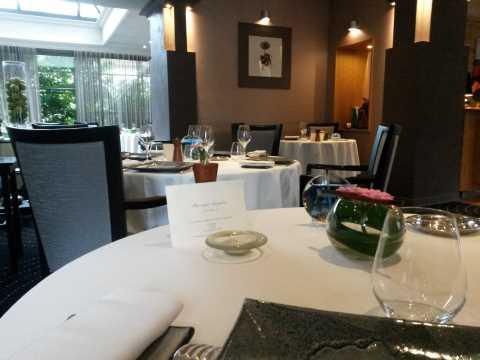 Restaurant Stephane Debord, Dijon