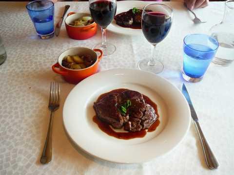 Restaurant Coté Cuisine, Jougne