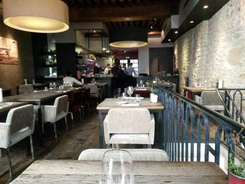 Restaurant La Maison des Cariatides, Dijon