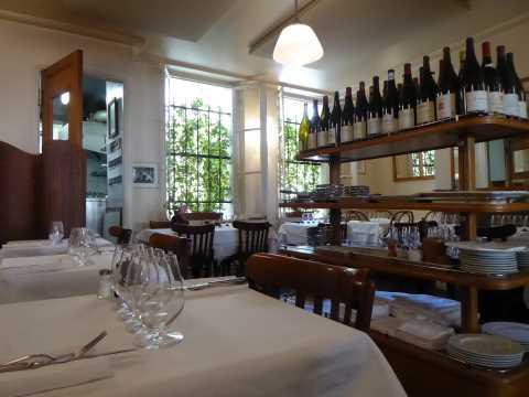 Restaurant Cette, Paris