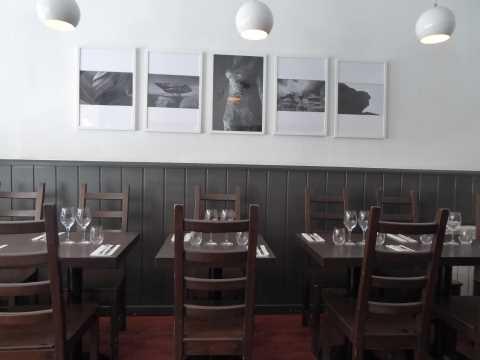 Restaurant H Kitchen, Paris