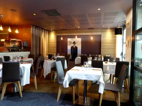 Restaurant l'Impressionniste, Dijon