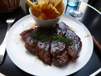 Restaurant Georgette, Paris