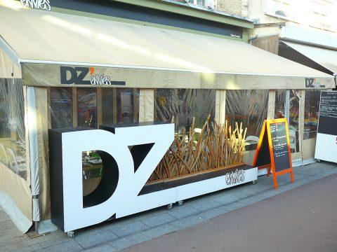 Restaurant DZ Envies, Dijon