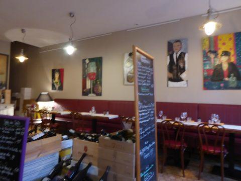Restaurant le Tourne au Verre, Cairanne