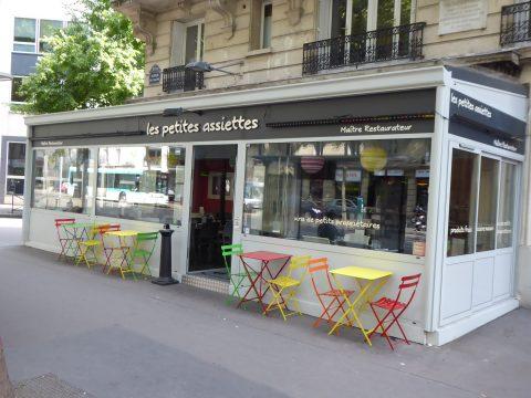 Restaurant les Petites Assiettes, Paris